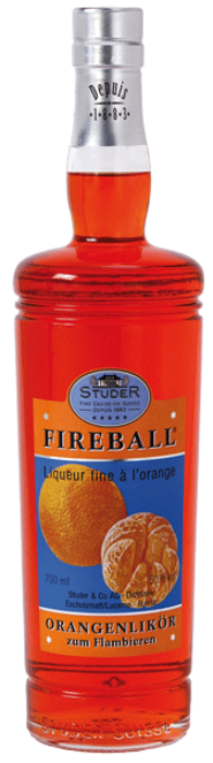Fireball Fine à l'Orange