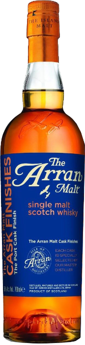 Whisky The Arran Port Finish