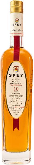 Whisky Spey 10 Years,
