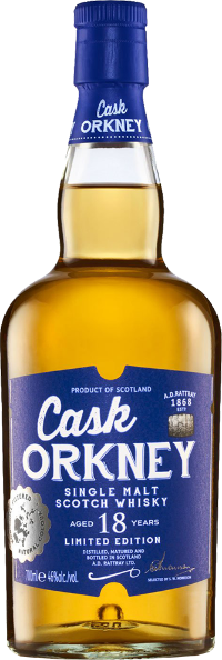 Whisky Cask Orkney 18 Years,