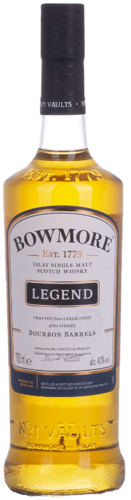 Whisky Bowmore Legend,