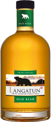 Whisky Langatun Smoky Old